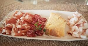 ristorante a Calasetta, antipasti